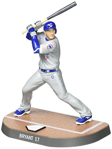 Imports Dragon Baseball Figures Kris Bryant Chicago Cubs Baseball Figure, 6""