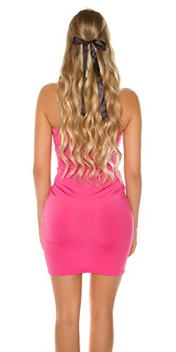 KouCla - Vestido - para mujer Rosa
