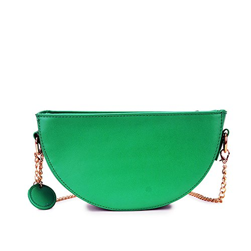 Latest Novelty Cute Watermelon Shape Shoulder Mini Bag for Women Photo #5