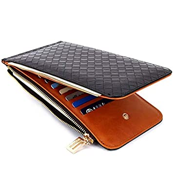 Amazon.com: Card Holder Wallet and Purse Women Wallets ...