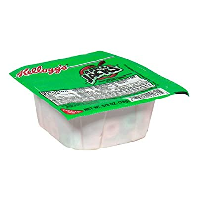 Apple Jacks Cereal-in-a-Cup, 0.625-Ounce Cups (Pack of 96): Cold Breakfast Cereals