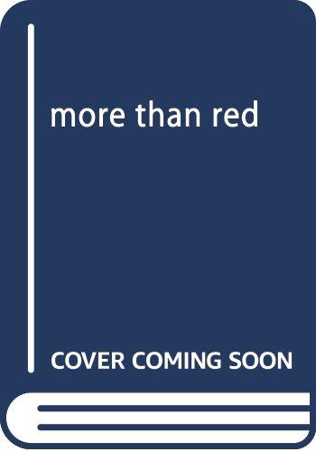more than red (アイズコミックス)