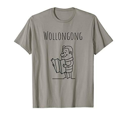 Wollongong Shirt - Australia tShirt Tee ()