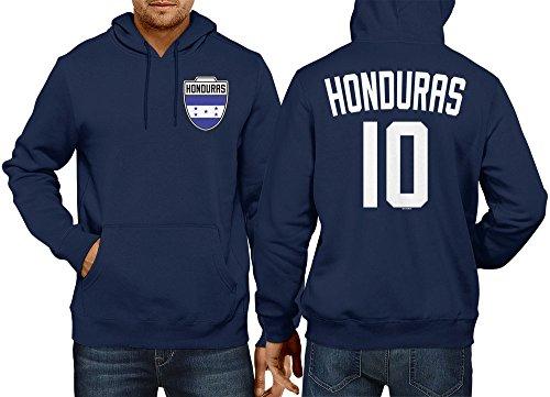 Mens Honduras Hondurian Hoodie Sweatshirt