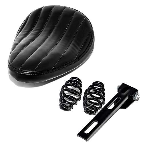 Senkauto Motocycle Solo Bobber Spring Seat Mounting Bracket For Harley Sportster Chopper 48 Dyna Honda Yamaha Kawasaki ()
