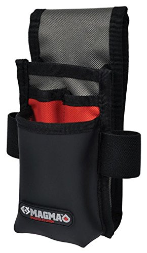 C.K Magma MA2724 Essential Tool Pouch, Black, 15.75 in*1.57 in*3.54 in