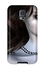 Durable Case For The Galaxy S5- Eco-friendly Retail Packaging(women)
