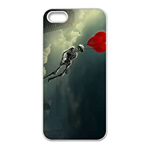 iPhone 4 4s Cell Phone Case White 3D Abstract love LV7020777
