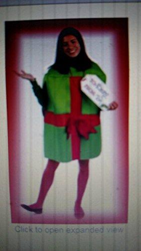 Chirstmas Present Child Gift Costume