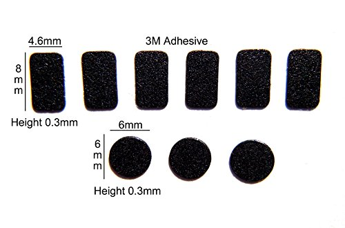 (VATH LCD Screw Covers Compatible with Thinkpad X40 X41 X60 X61 X60S [330])