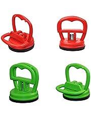 N/AA 4 stuks Heavy Duty Suction Cups, Cup Auto Body Dent Puller, Dent Reparatie Puller Heber Sucker, vacuüm Zuignap Glaslifter Geschikt voor het demonteren van gereedschap