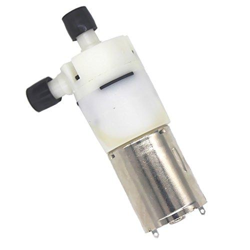 Water Air Diaphragm Pump (Silver) - 5