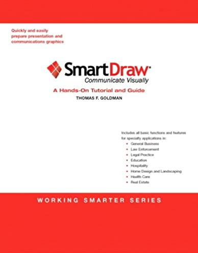 smartdraw a hands on tutorial and guide for smartdraw a hands on rh amazon com SmartDraw 2010 Serial SmartDraw 2010 Crack