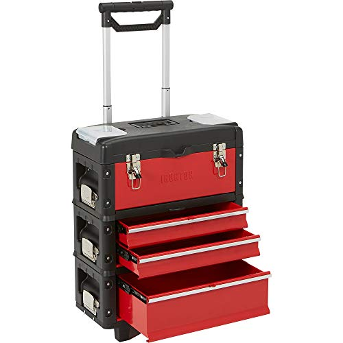 Ironton 23in. Toolbox Storage System - 20in.W x 12in.D x 25in.H
