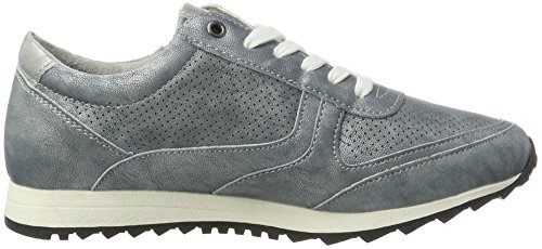 Sneakers Denim 485 Damen Blau Dk bruno banani 236 0FqOwFxgIa