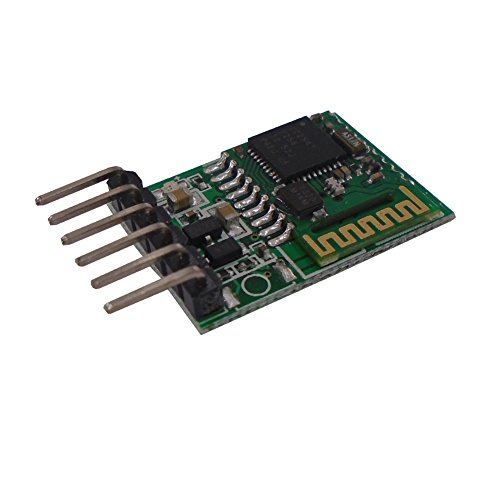 with 6PIN DSD TECH SH-M08 CC2541 Bluetooth 4.0 BLE UART Serial Module Compatible with iPhone for Arduino UNO R3 Pro Mini Nano
