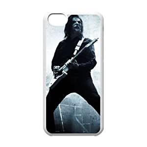 iPhone 5c Cell Phone Case White Slipknot QDW