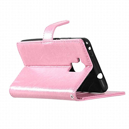 Yiizy Huawei Honor 5c / Honor 7 Lite / GT3 Funda, Bastidor Diseño Solapa Flip Billetera Carcasa Tapa Estuches Premium PU Cuero Cover Cáscara Bumper Protector Slim Piel Shell Case Stand Ranura para Tar