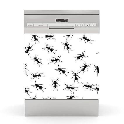 Lavavajillas Pegatinas hormigas: Amazon.es: Hogar