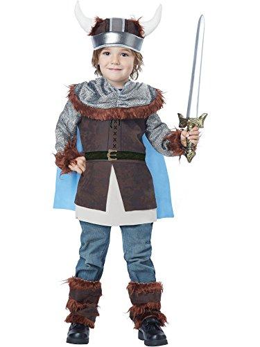 California Costumes Valiant Viking Toddler Costume