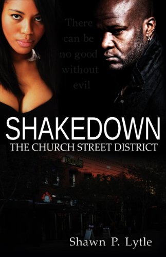 Book: Shakedown - The Church Street District by Shawn Pierre Lytle