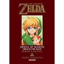 The Legend of Zelda. Oracle of Seasons and Oracle of Ages