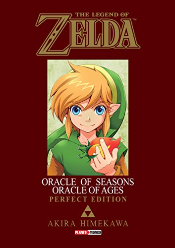 The Legend of Zelda: Oracle of Seasons - Oracle of Ages