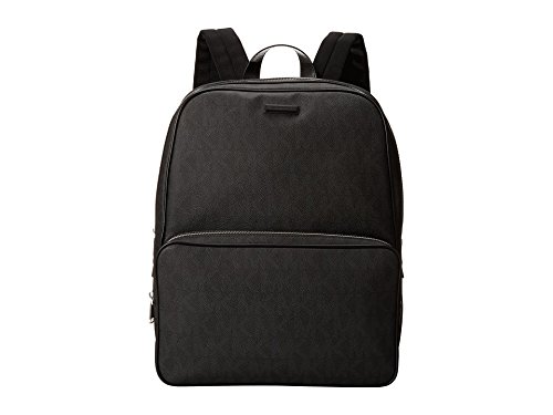 [マイケルコース] Michael Kors メンズ Jet Set Backpack バックパック Black [並行輸入品] B01N6DCYZB
