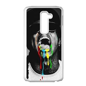 Custom Lil Wayne Pop Art Image Diseño Protective Case For LG G2