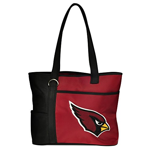 - NFL Arizona Cardinals Tote Bag with Embroidered Logo