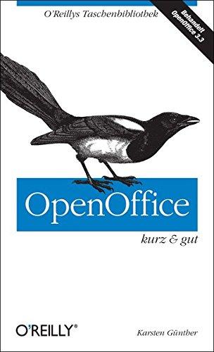 OpenOffice - kurz & gut