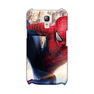 JohnPrimeauMaurice Samsung Galaxy S3 Mini Scratch Protection Phone Cases Allow Personal Design Beautiful The Amazing Spider Man 2 New Skin [YIX10311uqjH]