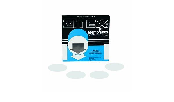 zitex d1069173, filtro de disco, 47 mm de diámetro, 20 - 30 micrones, grueso (caja de 10): Amazon.es: Industria, empresas y ciencia