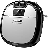 Robot Vacuum Cleaner, HoLife Automatic Charge Schedule Cleaning Auto-Detection Vacuum Cleaner Built in Camera, APP, Alexa, Remote Control Pet Hair Hard Floor & Carpets …