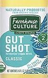 Farmhouse Culture Gut Shot Classic Flavor, 16