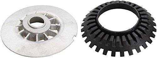Chrysler Coil Spring Insulator (Monroe 905972 Strut-Mate Strut Coil Spring Seat & Coil Spring Insulator (Mounting Kit))