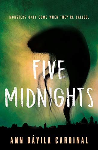Book Cover: Five Midnights