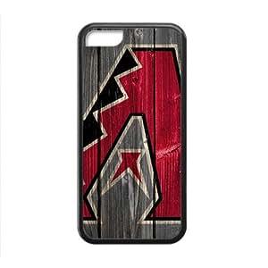 Happy Arizona Diamondbacks Cell Phone Case for Iphone 5C