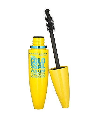 c33d58f4a0b Buy Maybelline The Colossal Volum Express Waterproof Mascara (Black) 10ml  with Ayur Product in Combo Online at Low Prices in India - Amazon.in