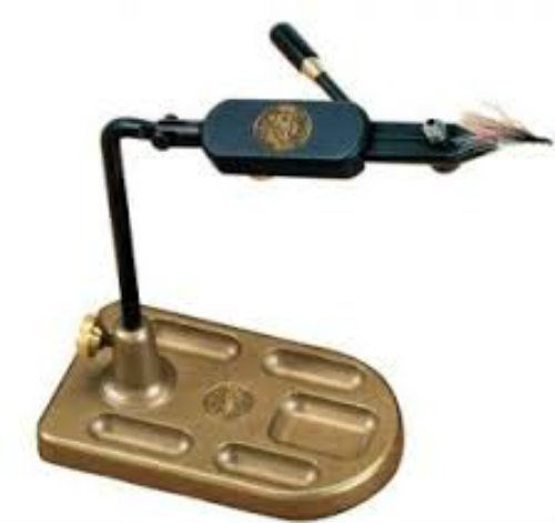 Regal Medallion Fly Tying Vise, Pocket base