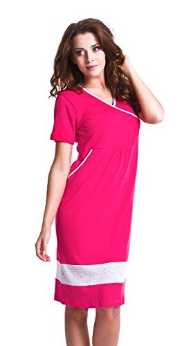 DB de maternité et d'allaitement coton Nella Sexy pour femme avec poches