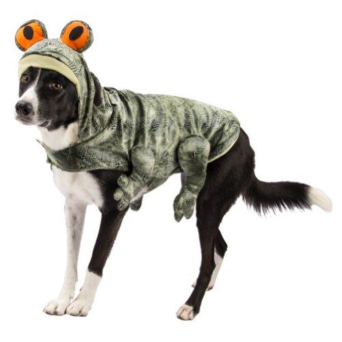 Frog Dog Costume (Small)
