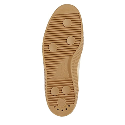 Novesta Shoes - Novesta Star Master Shoes - Beige/Transparent