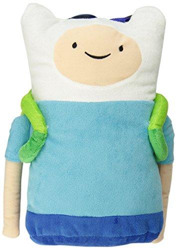 [해외]Adventure Time Finn Plush Backpack / Adventure Time Finn Plush Backpack