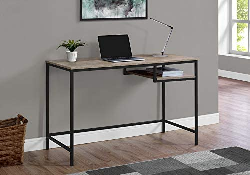 Monarch Specialties Contemporary Laptop Table