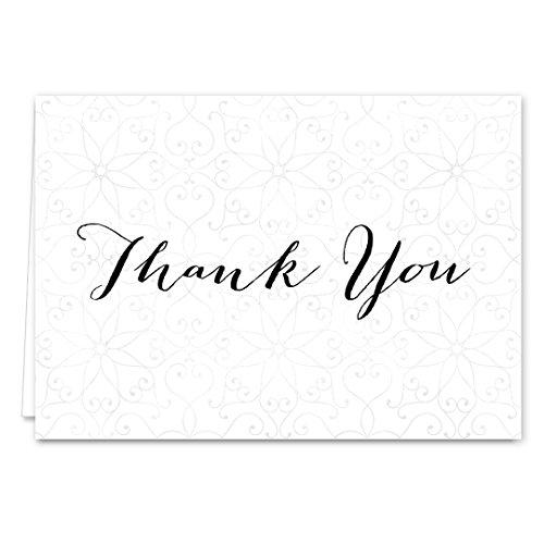 Boho-Spirit-Thank-You-Card-Assortment-Pack-Set-of-36-cards-blank-inside-4-designs-blank-inside-with-white-envelopes