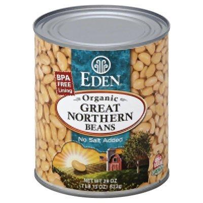 Edensoy Great Northern Beans,Og1 29 Oz (Pack Of 12) by Edensoy