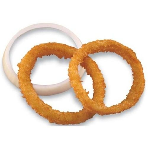 McCain Moores Homestyle Breaded Onion Ring, 2.5 Pound -- 12 per case.