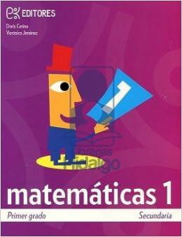 MATEMATICAS 1 SECUNDARIA CUADERNO DE TRABAJO: CETINA DORIS: Amazon ...