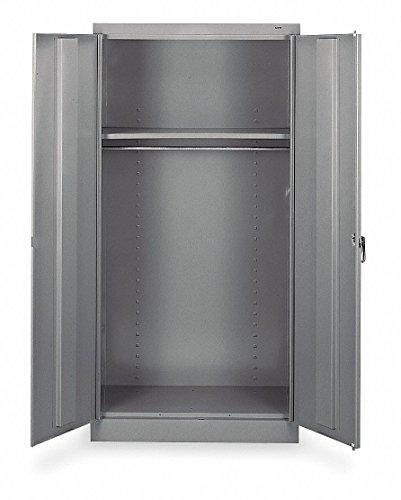 Wardrobe Storage Cabinet, Gray 1471 Gray ()